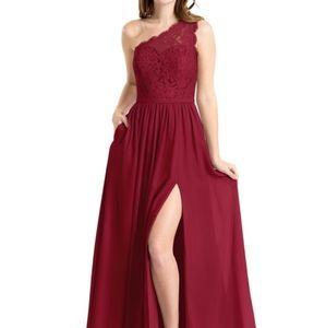 New beautiful Azazie Demi dress size 10